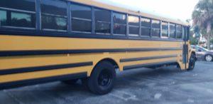 Bus Wrap Miami