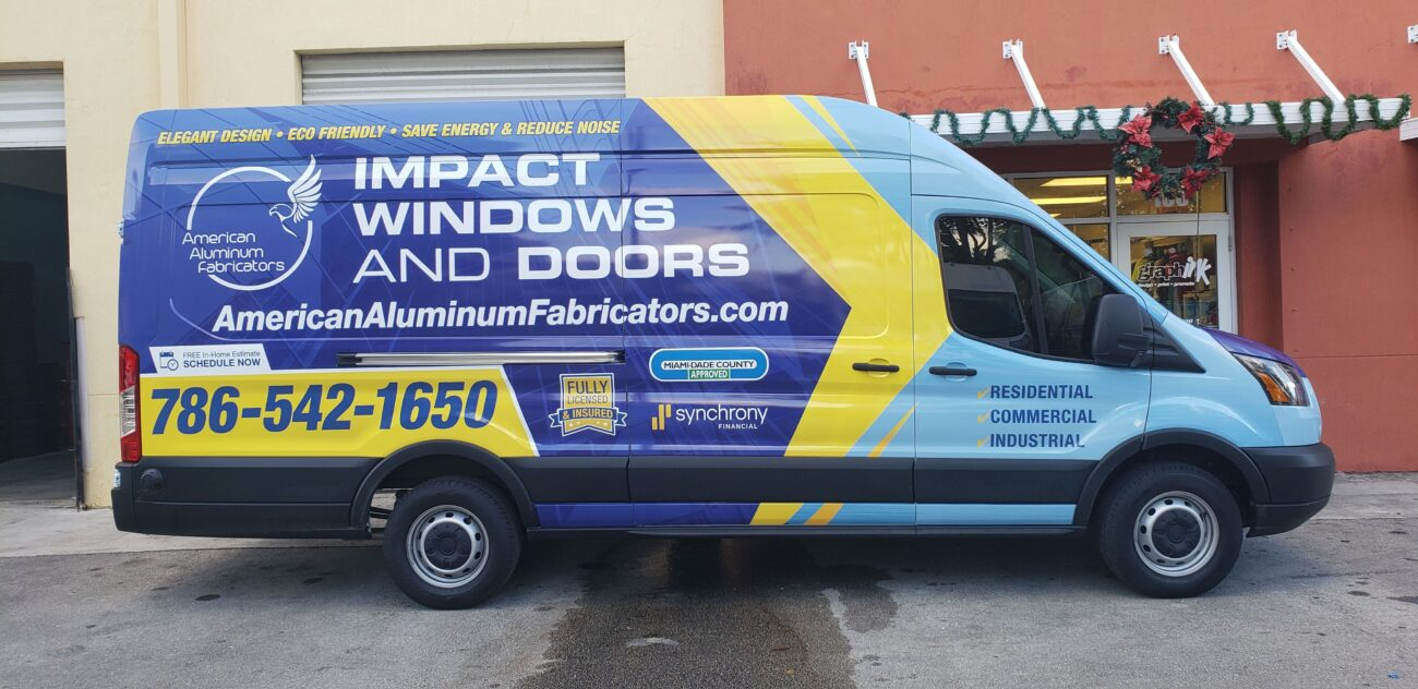 Business Signs, Vehicle Wraps, & Custom Printing Services