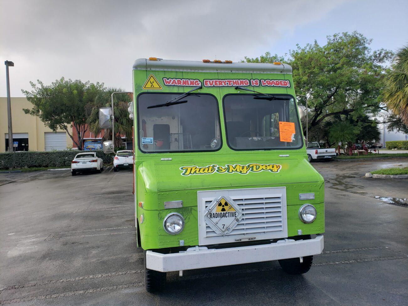 Miami Food Truck